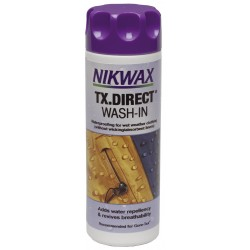 Impregnering for Gore-Tex og laminater Direct Wash, 300ml Nikwax