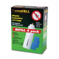 ThermaCell Refill 4 pk R4