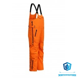 Bering High Waist bukse S orange Northwestern Capt SIg Hansen