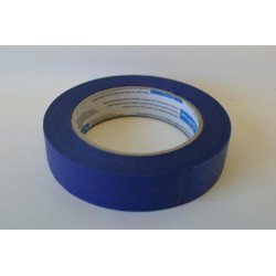 Maskeringstape Pigment UV Blå 38mm, 50m