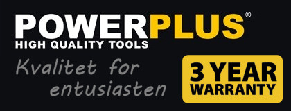 Powerplus X - Kvalitet for entusiasten
